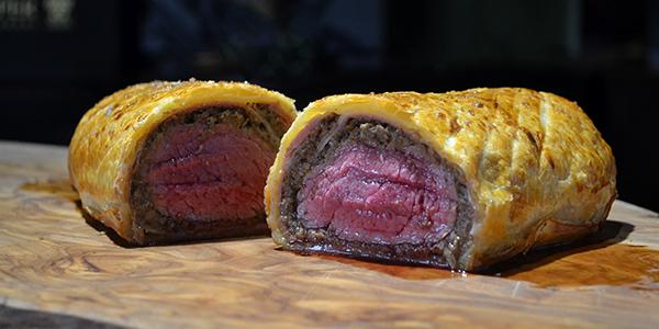 Beef Wellington door Dennis van den Beld
